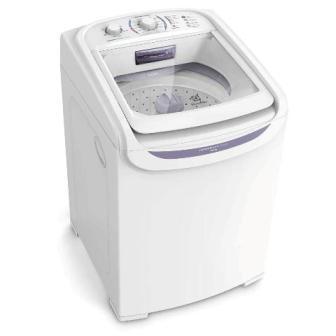Lavadora maquina de lavar Roupas Electrolux 15 kg Turbo Economia LTD15