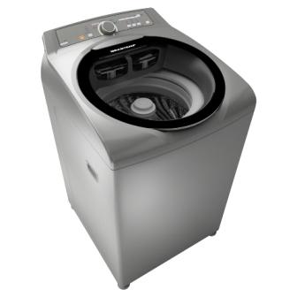 maquina de lavar roupas Brastemp 11 kg Ative BWG11 aço inox